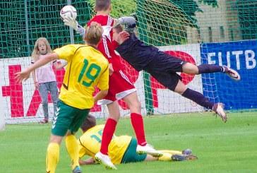LFF Elitinės U17 lygos finalo rungtynės Birštone