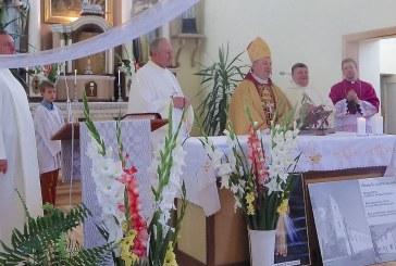 Šv. Liudviko atlaiduose – geri žodžiai geradariams (+ foto)