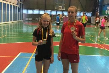 """Klaipėdoje – sėkmingas BK """"Svajonė"""" badmintonininkų pasirodymas"""