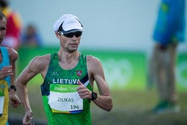 Marius Žiūkas Rio de Žaneiro olimpiadoje pasiekė geriausią sezono rezultatą