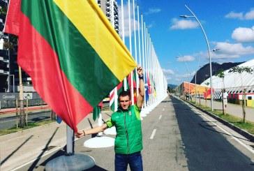 """Olimpietis R. Kančys: """"Rio – tai tik olimpinės svajonės pradžia"""""""