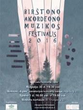 Birštono akordeono muzikos festivalis