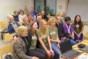 """""""Misija Sibiras 2016"""" dalyviai – viešojoje įstaigoje """"Meninė drožyba"""" (Susitikimo nuotraukos)"""
