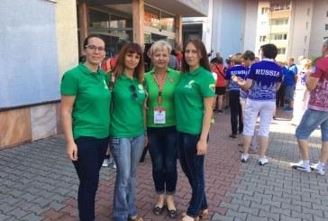 Irma Gedminaitė – Europos moterų petankės išmušinėjimo čempionate tarp 20 geriausiųjų