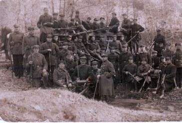 Jiezno krašto Nepriklausomybės kovų savanorių ir Vyčio ordino kavalierių įamžinimo lentos atidengimas