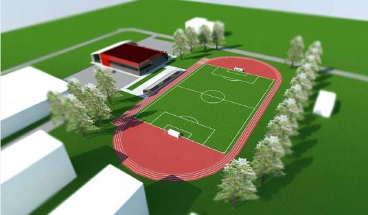 Futbolo stadiono projektas