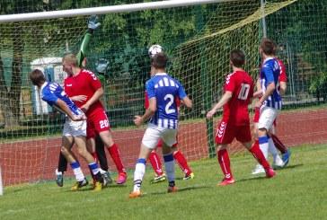 """""""Birštono SC"""" futbolininkai grįžo iš Druskininkų su pergale"""