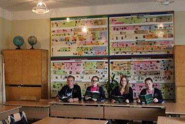 Konstitucijos egzamino II etape dalyvaus penki Stakliškių gimnazistai