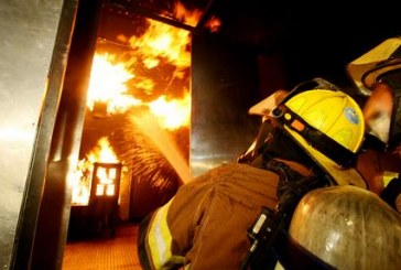 """""""Rūdupio"""" kaime degė metalinis statybinis vagonėlis. Rastas moters kūnas"""