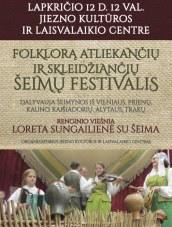 Šeimų festivalis Jiezno KLC