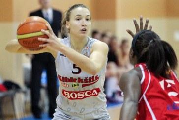 Mantė Kvederavičiūtė žaidžia Graikijos čempionate
