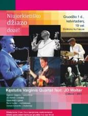 Niujorkietiško džiazo dozė Kurhauze