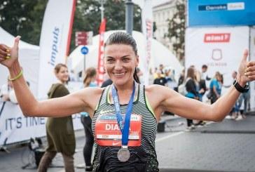 Olimpietė D. Lobačevskė – pirmojo Birštono pusmaratonio ambasadorė