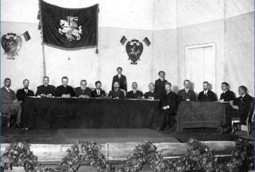 Vasario 16-osios keliu. Didžiosios krašto asmenybės 1917 m. rugsėjo 18–22 d. Vilniaus konferencijoje