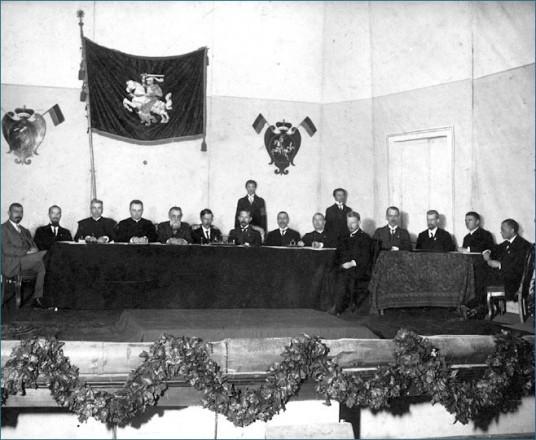 1917 m Vilniaus konferencija