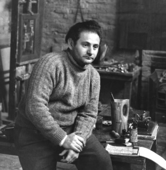 Dailininkas Z. Gurvicius