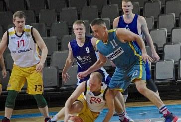 Rajono krepšinio pirmenybėse – be staigmenų