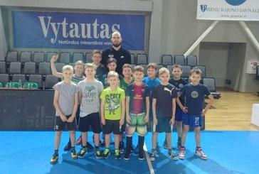 Rajono vaikų krepšinis atsigauna – pralaimėjimus keičia ir pergalės