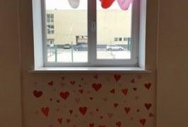 """Valentino diena Prienų """"Žiburio"""" gimnazijoje"""