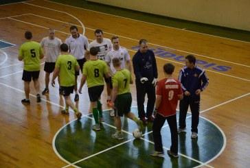 Pirmajame salės futbolo pirmenybių ture – įvarčių kruša