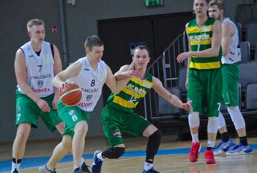"""""""Guosta"""" nemažina apsukų – nugalėtas Kauno krepšinio akademijos jaunimas"""