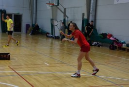 Balbieriškio badmintono klubo žaidėja pakilo į ketvirtąją šalies reitingo vietą