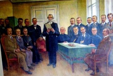Vasario 16-osios skaitiniai (I). Istorinės, svarbios Nepriklausomybės Akto smulkmenos