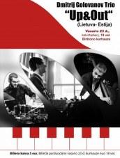 Dmitrijaus Golovanovo trio Kurhauze