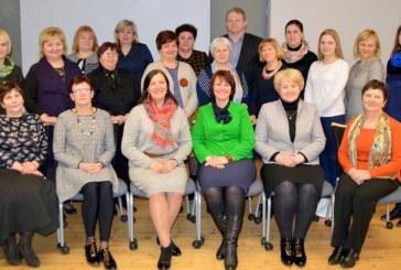 LSDMS Prienų moterų klubo ataskaitinis-rinkiminis susirinkimas