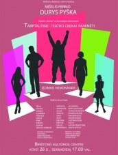 Birštono KC salėje – renginys Tarptautinei teatro dienai paminėti