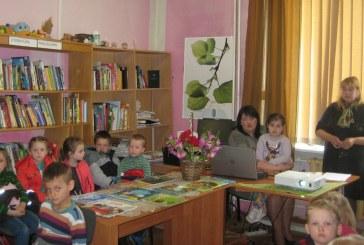 Stakliškių bibliotekoje paminėta Tarptautinė vaikų knygos diena