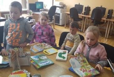 Nacionalinė bibliotekų savaitė Balbieriškio bibliotekoje