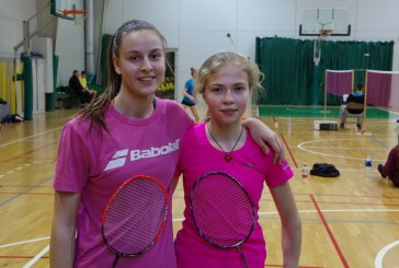Lietuvos U-19 badmintono čempionate – Gerdos Trakymaitės bronza