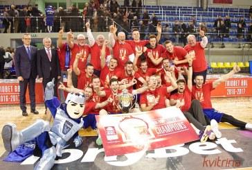 Prienų rajono meras Alvydas Vaicekauskas pasveikino Prienų-Birštono komandą, tapusią BBL čempione, o Birštono tyli?