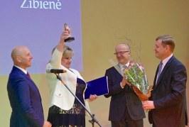 Metų kultūros darbuotojas – Renata Žibienė