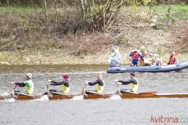 Birštono pavasario irklavimo regata (Foto reportažas)