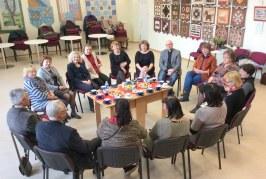 Jiezno bibliotekoje – diskusija apie veiklos galimybes