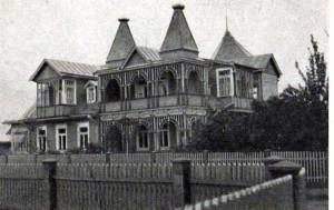 A. Kabasinsko vila