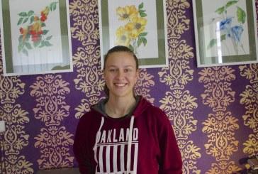 Balbieriškio badmintonininkės startavo šalies suaugusiųjų čempionate