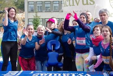 Pusmaratonis Birštone (Foto akimirkos)