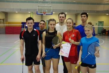 Gerdai Trakymaitei – Lietuvos taurės 4-ojo etapo sidabras