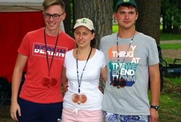 "Birštono ""Šilagėlės"" klubo ""Ferrum"" trejetui – Lietuvos čempionato bronza"