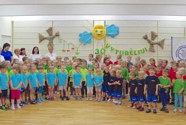 """Birštono vaikų  lopšeliui-darželiui """"Vyturėlis"""" – 30 (Foto reportažas)"""