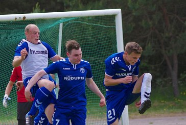 """FK """"Prienai"""" KAFF III lygos čempionate iškovojo pirmąją pergalę"""