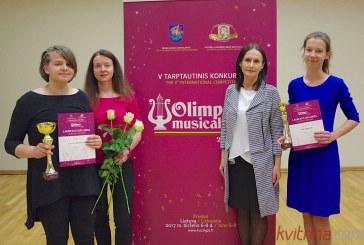 """Tarptautinis konkursas """"Olimpo musicale"""". 2 diena (Foto reportažas)"""