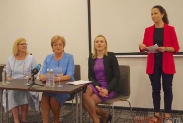 Birštonas OŠIA. Merės susitikimas su spaudos atstovais (Foto reportažas)