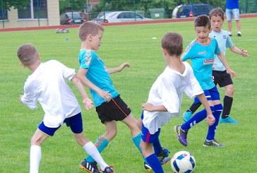 Birštonas OŠIA. Vaikų futbolo turnyras (Foto reportažas)