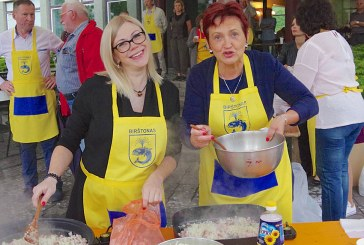 Birštonas OŠIA. Merės pusryčiai (Foto reportažas)