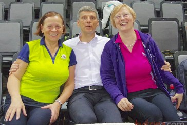 Lietuvos stalo teniso veteranų čempionatas (II diena)