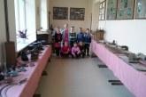"""Projektas ,,Kelias į mokyklą"""" Jiezno gimnazijoje"""